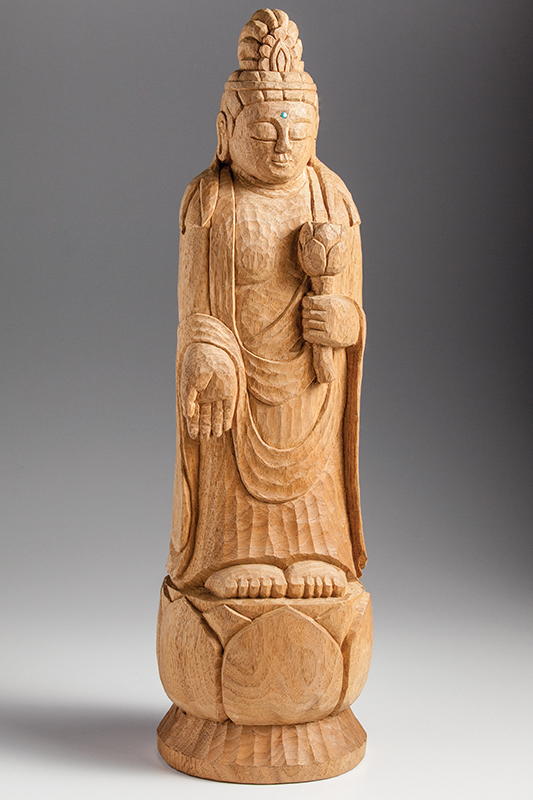 Bodhisattva of Compassion from the Collection of Thomas Matsuda